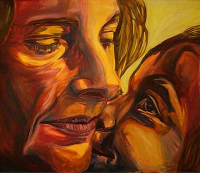 Painting - Affection by Andrew Hench