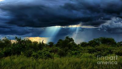 Photograph - African Sky by Mareko Marciniak