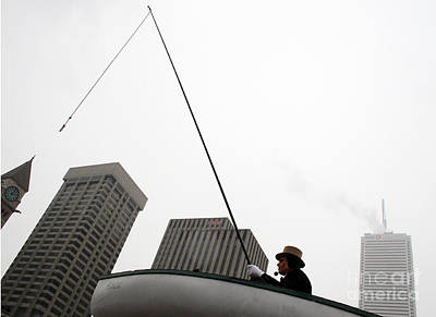Toronto Photograph - After Chumming by Joe Fantauzzi
