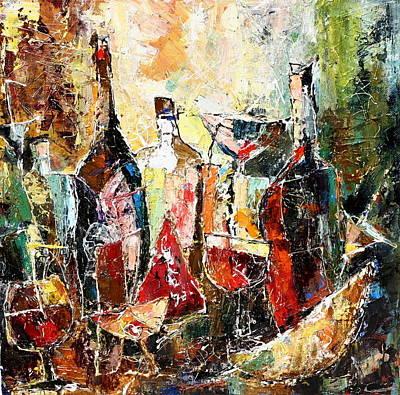 After Party Original by Natalia Veneva