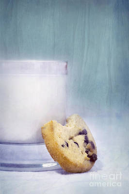 Still Life Photograph - After School Snack by Priska Wettstein