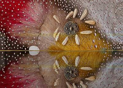 Rainbow Mixed Media - After The Rain by Pepita Selles