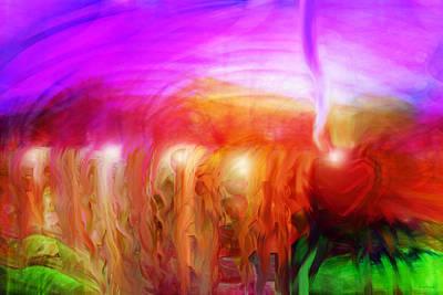 After The Storm Art Print by Linda Sannuti