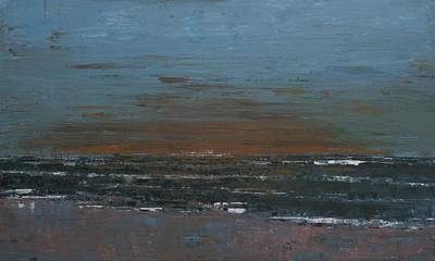 Incoming Tide Painting - After The Storm by Stephen Brewer