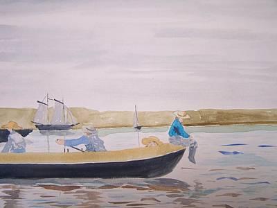 After Winslow Homer Original by James Cox