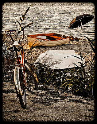 Hanioti, Greece - Afternoon At The Beach Art Print
