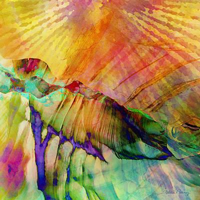 Digital Art - Afternoon by Barbara Berney