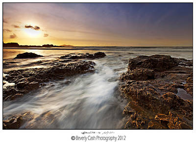 Art Print featuring the photograph Afternoon Tide by Beverly Cash