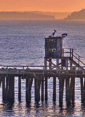 Photograph - Aging Pier by Chris Anderson