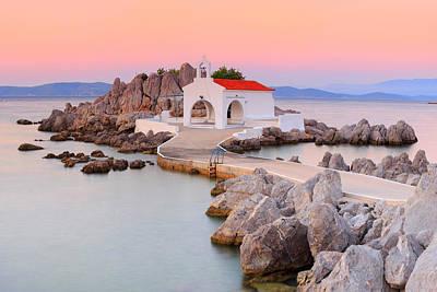 Photograph - Agios Isidoros by Emmanuel Panagiotakis