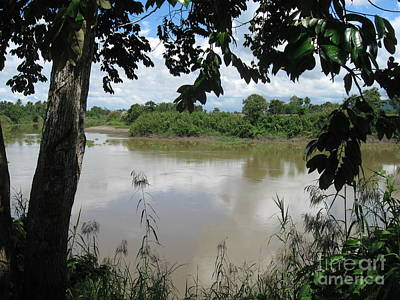 Photograph - Agusan River Near Ja Pao by Roberto Prusso