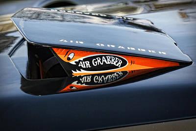 Air Grabber Hood Original by Gordon Dean II