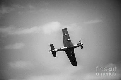 Air Show 1 Art Print by Darcy Evans