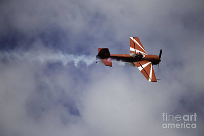 Air Show 10 Art Print by Darcy Evans