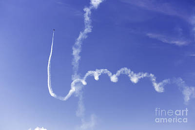 Air Show 5 Art Print by Darcy Evans