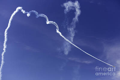 Air Show 9 Art Print by Darcy Evans