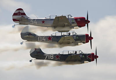 Photograph - Air Show by Eric Miller