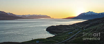 Photograph - Akureyri Iceland - 04 by Gregory Dyer