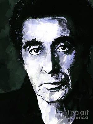 Al Pacino  Original by Andrzej Szczerski