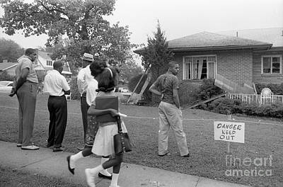 Photograph - Alabama: Civil Rights by Granger