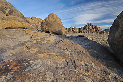 Alabama Hills Art Print