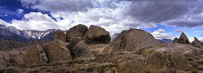 Photograph - Alabama Hills by Joe  Palermo