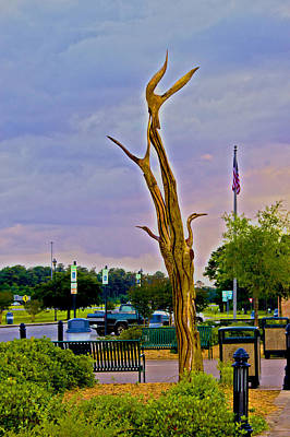 Photograph - Alabama Rest Area by Shelley Bain