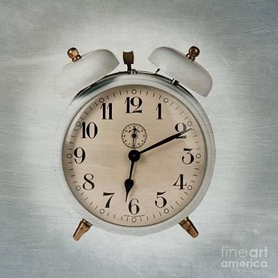 Alarm Clock Art Print by Bernard Jaubert