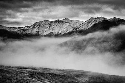 Photograph - Alaskan Morning by Rick Berk