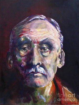 Painting - Albert Fish by Diane Daigle