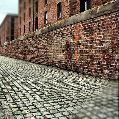 Ignation Photograph - #albertdock #liverpool #uk #england by Abdelrahman Alawwad