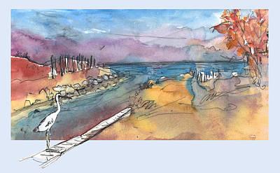 Painting - Albufera De Valencia 15 by Miki De Goodaboom