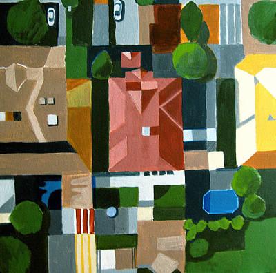 Albuquerque Original by Toni Silber-Delerive