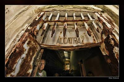 Photograph - Alcatraz Inmate by Blake Richards