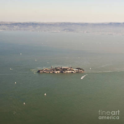 Alcatraz Photograph - Alcatraz Island by Eddy Joaquim