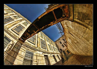 Photograph - Alcatraz Ramp by Blake Richards