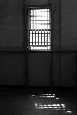 Alcatraz Photograph - Alcatraz Window Two by Ty Helbach