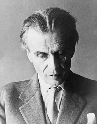 Aldous Huxley Photograph - Aldous Huxley 1894-1963 English Author by Everett