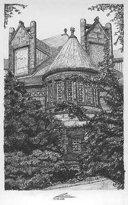 Alexander Hall Original by Pablo Riestra