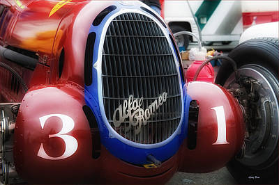 Photograph - Alfa Romeo by Gary Rose