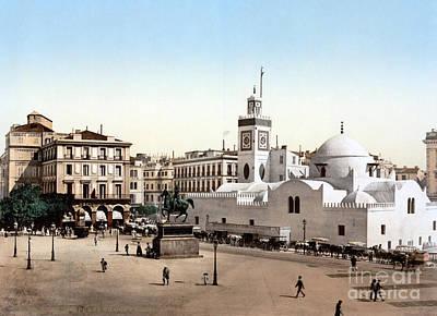 Algeria: Algiers, C1899 Art Print