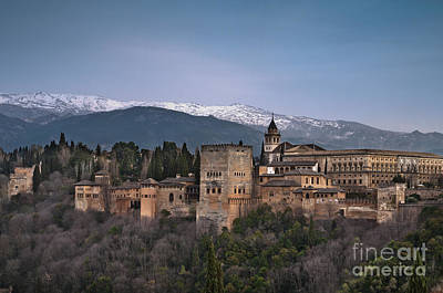 Photograph - Alhambra by Marion Galt