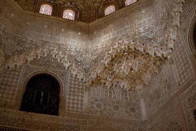 Photograph - Alhambra Wall Lace by Lorraine Devon Wilke
