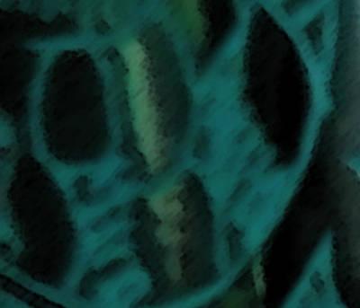 Alienation Digital Art - Alien Nation by Lenore Senior