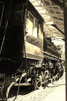 Photograph - All Aboard by Bruce Bley