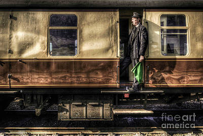Photograph - All Aboard by Yhun Suarez