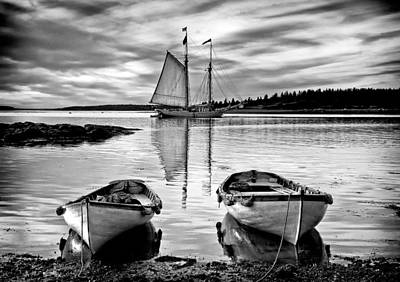 Photograph - All Ashore II by Fred LeBlanc