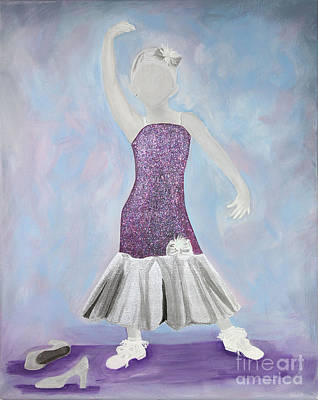 Painting - All Dressed Up by Kim Chambers