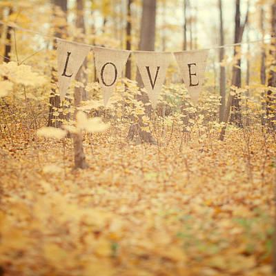 All Is Love Art Print by Irene Suchocki