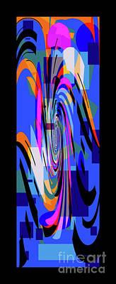 Alleah 01 Art Print